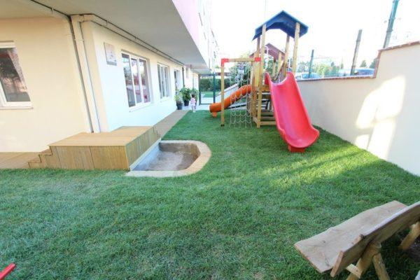 doğafen Anaokulu bahçe